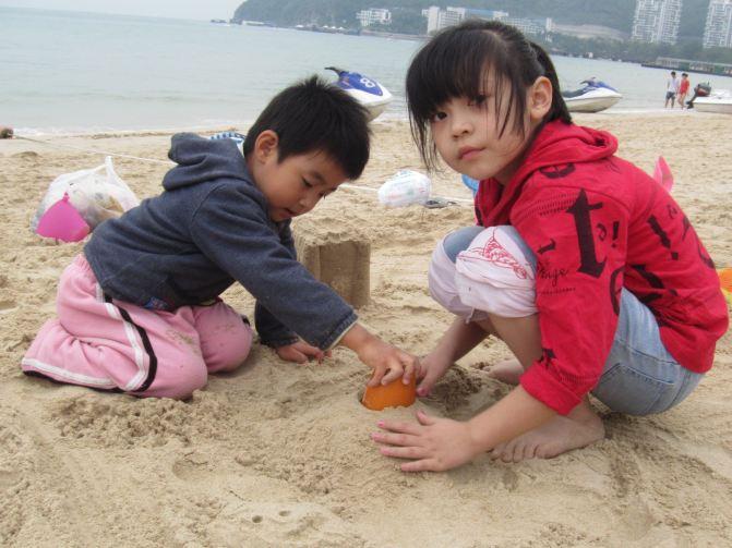 冬季12月底带2岁多的攻略到三亚旅游攻略附亲pathtoluma宝宝23图片