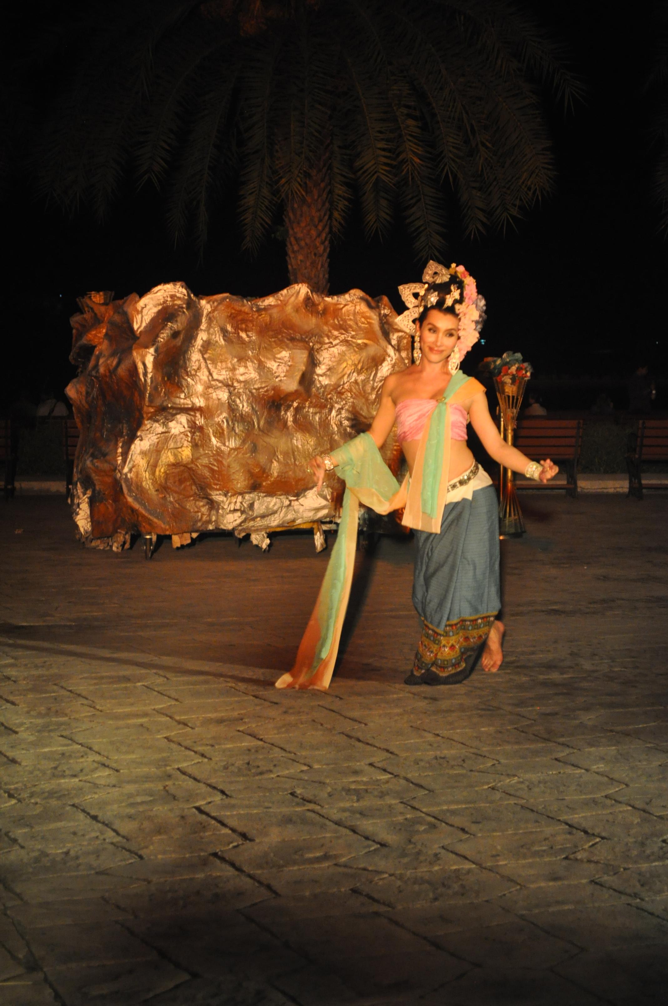 清迈夜间动物园 由于拍摄动物的时候不能用闪光灯