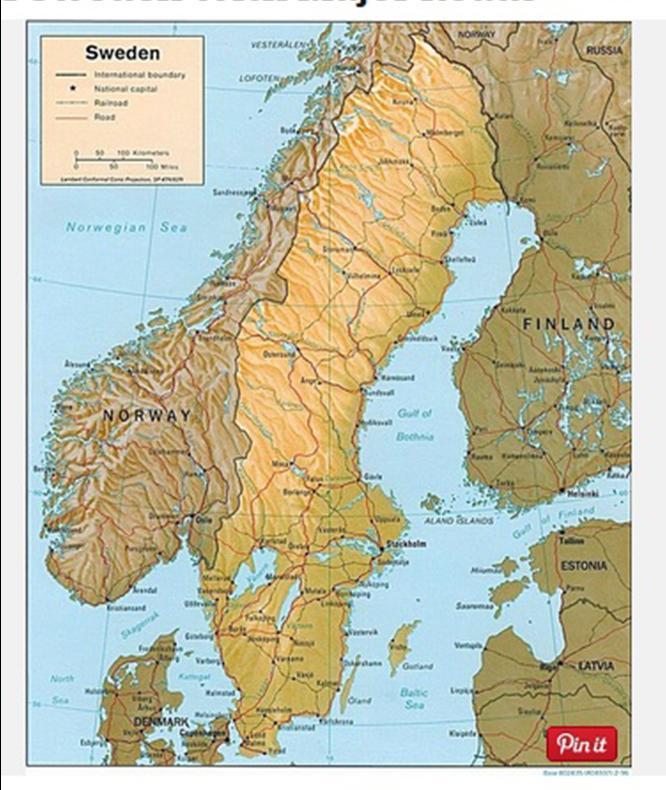 斯堪的纳维亚半岛游记之丹麦篇