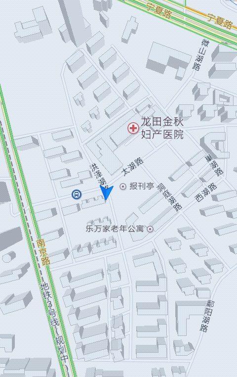 青岛八大湖社区里的高密炉包