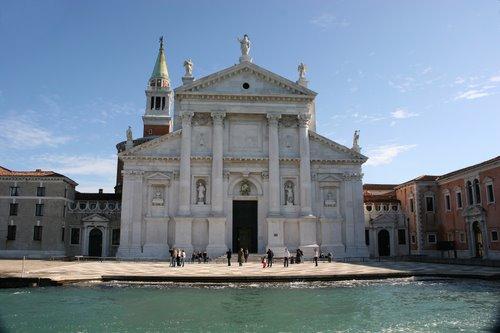 圣乔治马乔雷教堂  Basilica di San Giorgio Maggiore   -4