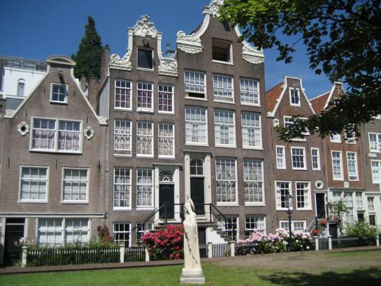 贝居安会园  Begijnhof   -2