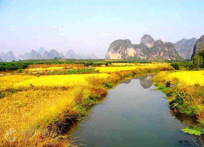桂林西到市区多远