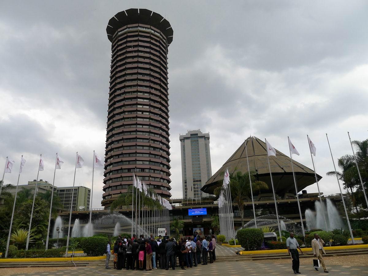 肯雅塔国际会议中心  Kenyatta International Conference Centre   -1