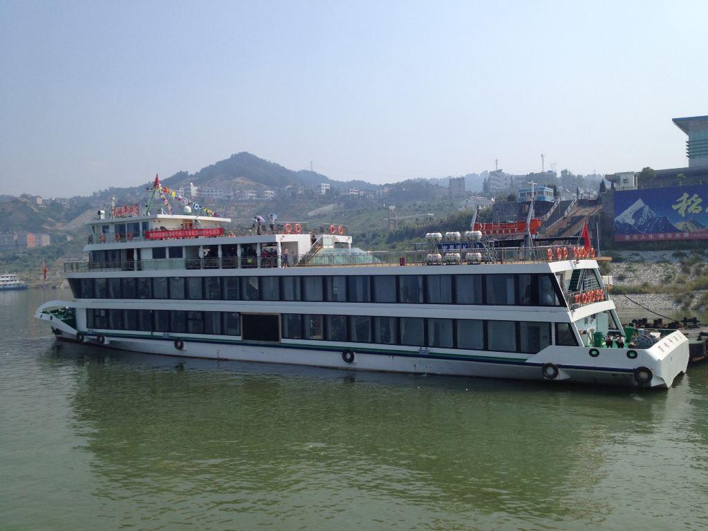 """""""长江沿线8日之旅"""" --- 西安出发到宜宾,从长江起始处"""
