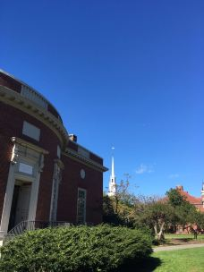 哈佛大学-剑桥-恋恋天蝎