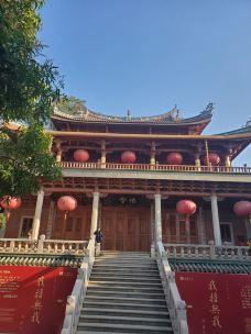 南普陀寺-厦门-CD云上