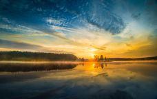 杜鹃湖-阿尔山