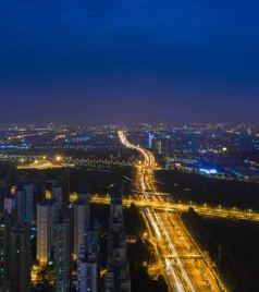 合肥游记图文-合肥地标酒店:傲居云端的玛丽蒂姆,俯瞰滨湖新城景观