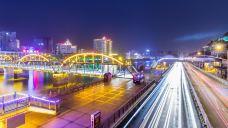 黄河铁桥-兰州