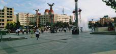 南城门广场-武威