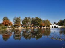 南湖公园-长春-大龙哥哥