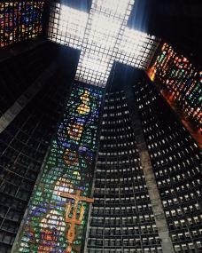 天梯教堂-里约热内卢-小小呆60