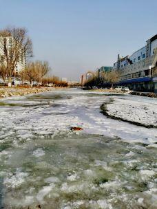 青年湖公园-延吉-梦露夫人
