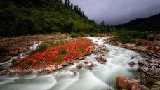中国红石公园-海螺沟