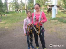 Na Vysote Rope park-鄂木斯克