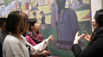 芝加哥艺术博物馆3