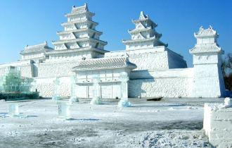 哈尔滨冰与雪之歌