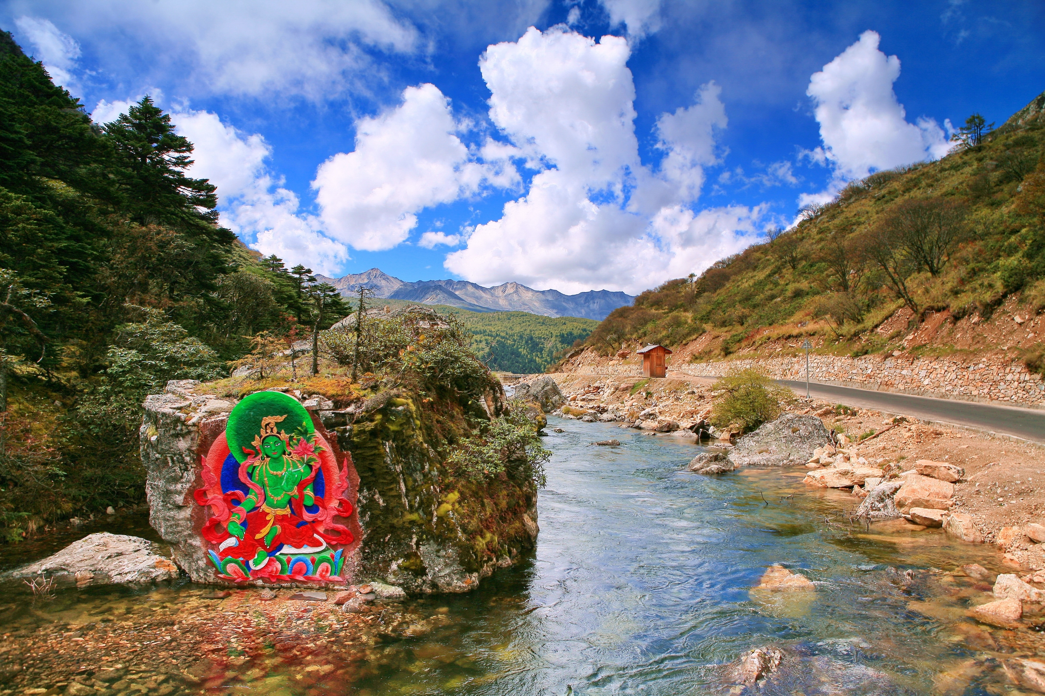 Kangding Love Song (Mugecuo) Scenic Spot + Sightseeing Bus