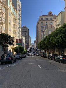 联合广场-旧金山-摩小亚