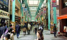 奈良市东向商店街-奈良