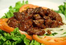 暹粒美食图片-酱汁炒牛肉