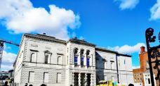 爱尔兰国立美术馆-都柏林-小小呆60