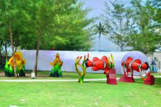 Lagoi Bay灯笼公园-民丹岛-AIian