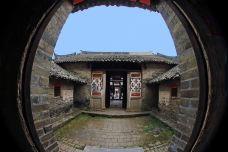 大芦村民俗风情旅游区-灵山-gz当地向导伊妹儿