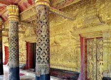 迈佛寺-琅勃拉邦-小小呆60
