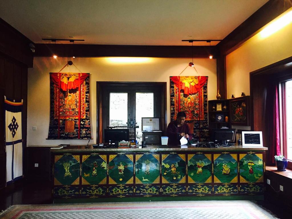 安多藏族房子內裝修圖片