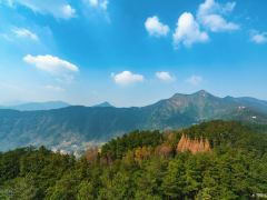 1日打卡南岳衡山,登顶看风景