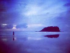 维桑海滩-仰光-LZH享受人生