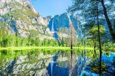 镜子湖-优胜美地国家公园及周边地区-尊敬的会员