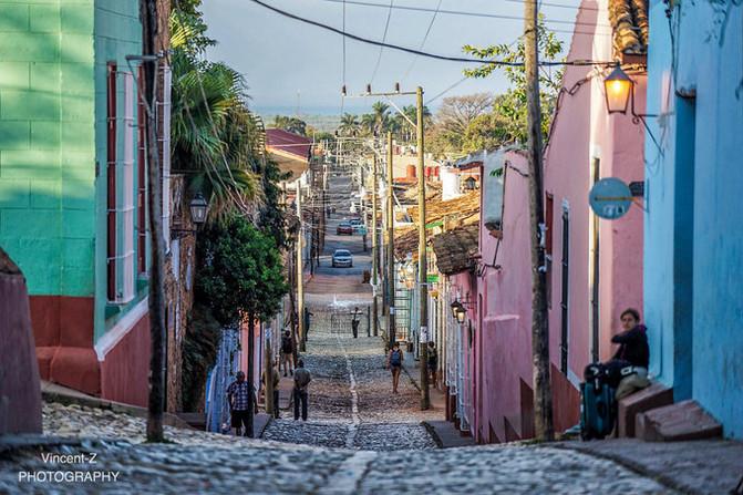 美洲 古巴共和国 西恩富戈斯省 特立尼达城 - 西部落叶 - 《西部落叶》· 余文博客