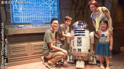 6 星球大战:指挥站_香港迪士尼乐园