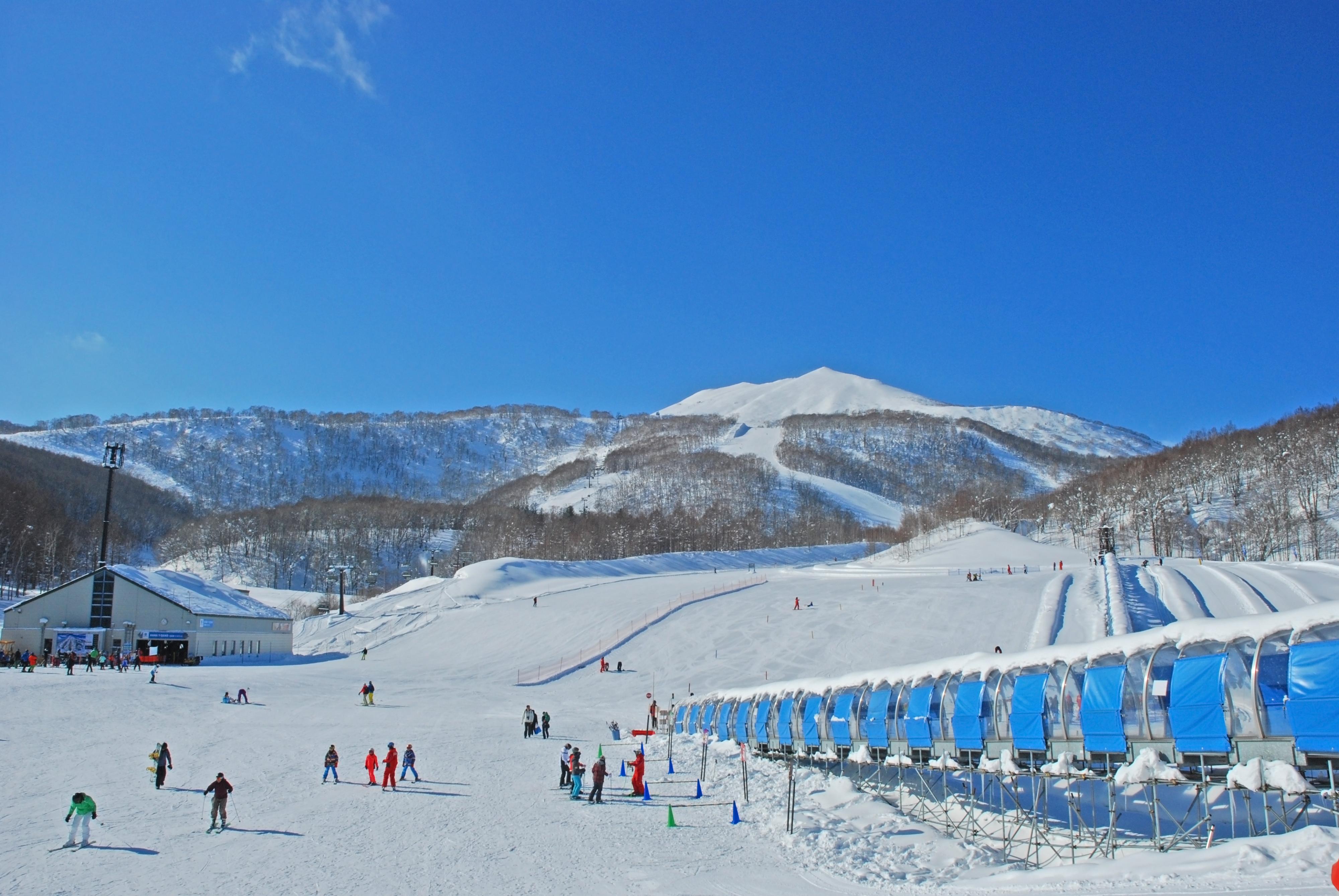 Hokkaido Resort Liner: New Chitose Airport ↔ Rusutsu Resort