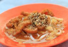 槟城州美食图片-猪肠粉