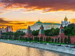 莫斯科+圣彼得堡人文风光5日游