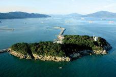 闲丽海上国立公园-釜山-小鱼儿2015