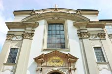 圣安妮妇女学院教堂-慕尼黑-doris圈圈