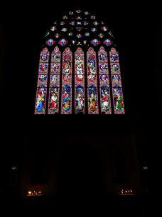 圣保罗大教堂-墨尔本-快乐鱼仙