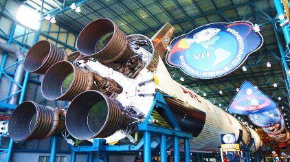 奥兰多肯尼迪航天中心-途风 (2)