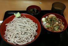 京都美食图片-荞麦面