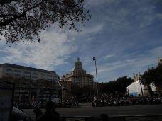 加泰罗尼亚广场-巴塞罗那-M30****3458