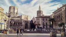 瓦伦西亚圣女广场-瓦伦西亚-M30****5864
