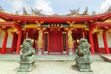 孔子庙 中国历代博物馆-长崎-是条胳膊