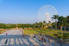 海滨公园-湛江-doris圈圈