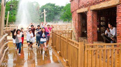 19 喷泉山谷_香港迪士尼乐园