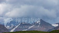岗什卡雪峰景区
